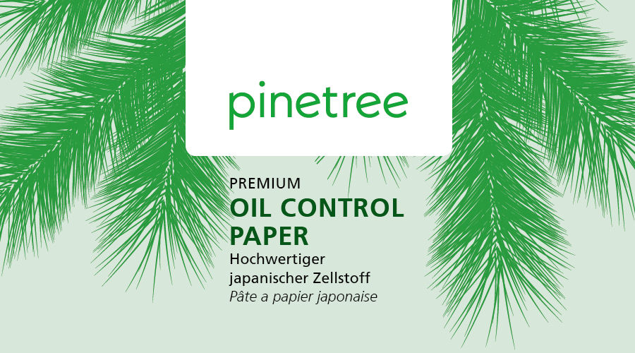 pinetree Oil Control Paper